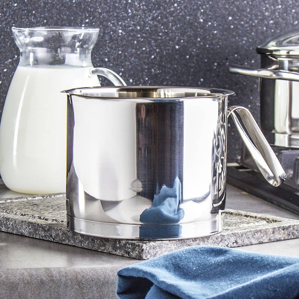 garnek do gotowania mleka ssw