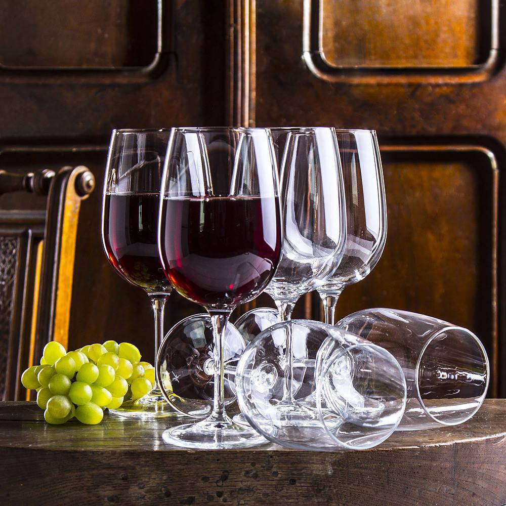 Kieliszki do czerwonego wina Bormioli Rocco Inventa