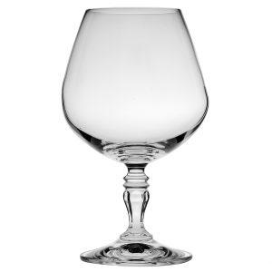 Kieliszki do koniaku i brandy Bohemia