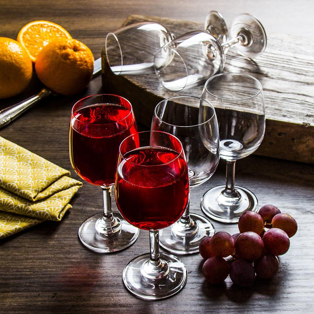 Kieliszki do wina czerwonego Leonardo La Perla