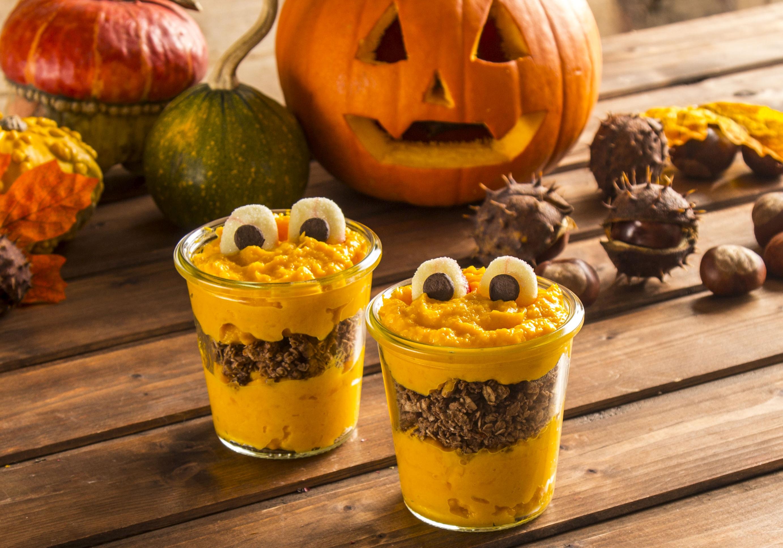 Szybkie desery na Halloween