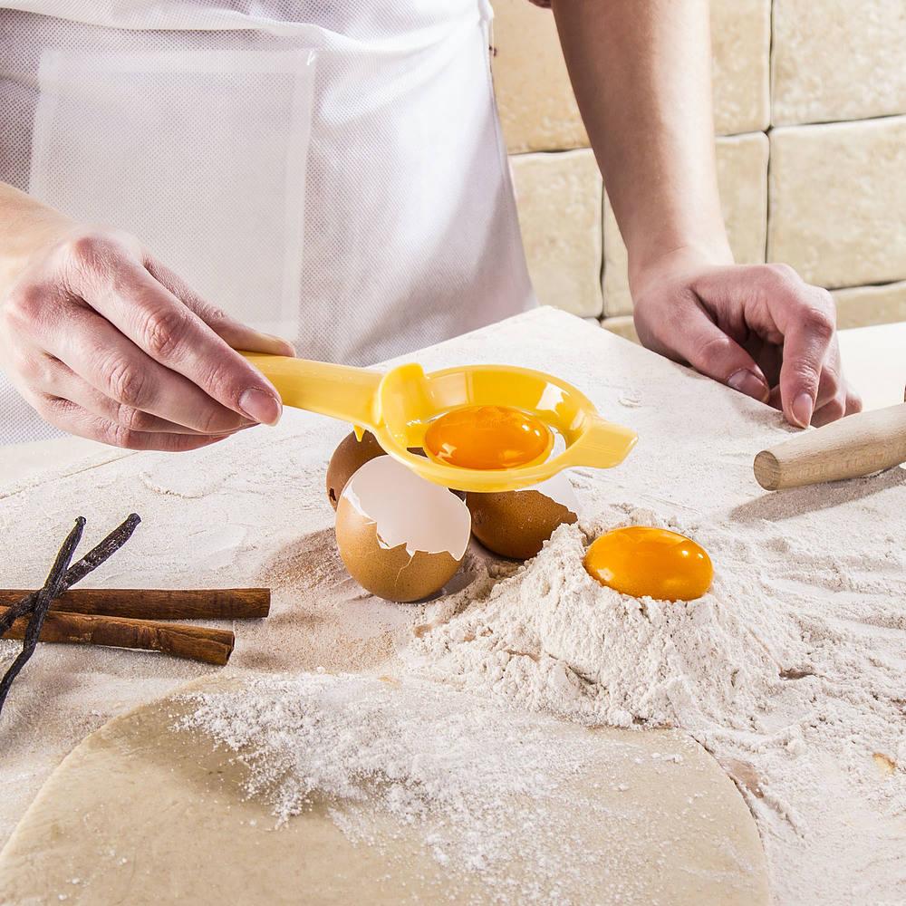 separator do jajek plastikowy tescoma delicia