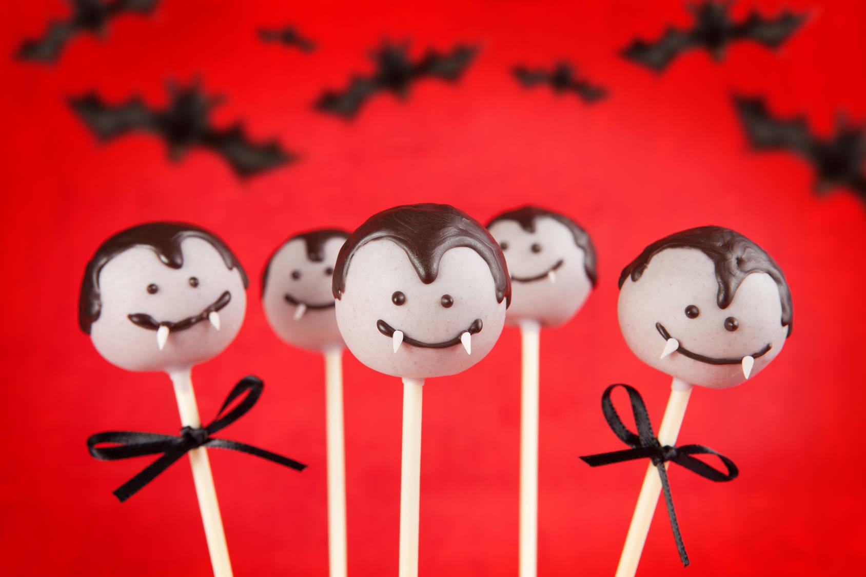 Słodkie przekąski na Halloween