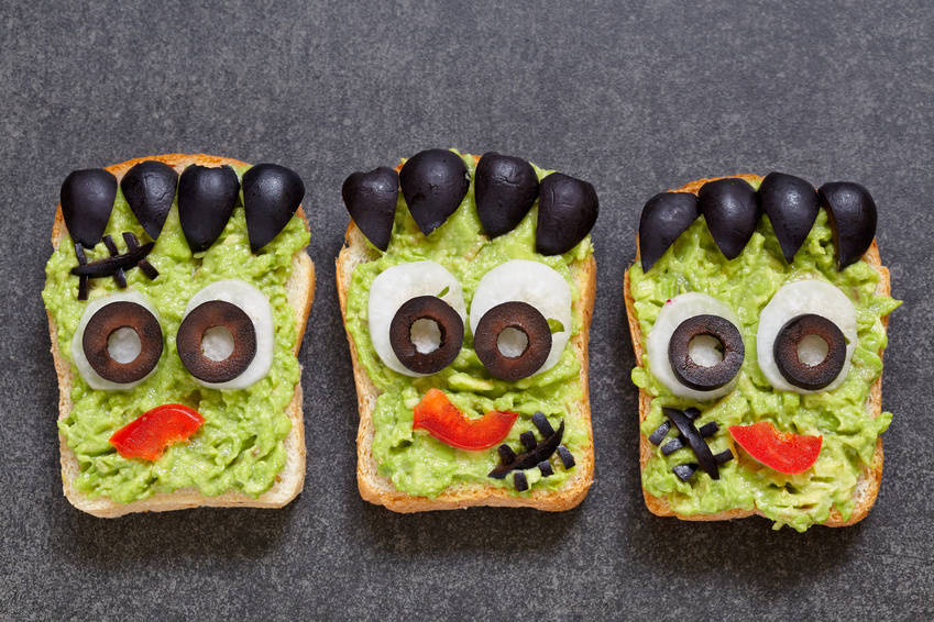 6 Pomysłów Na Straszne Przekąski Na Halloween Dla Dzieci I