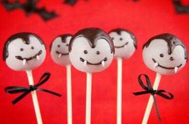 Straszne przekąski na Halloween dla dzieci i dorosłych