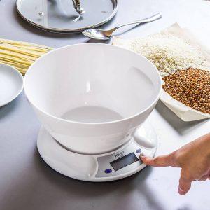 Waga kuchenna elektroniczna z misą Malik