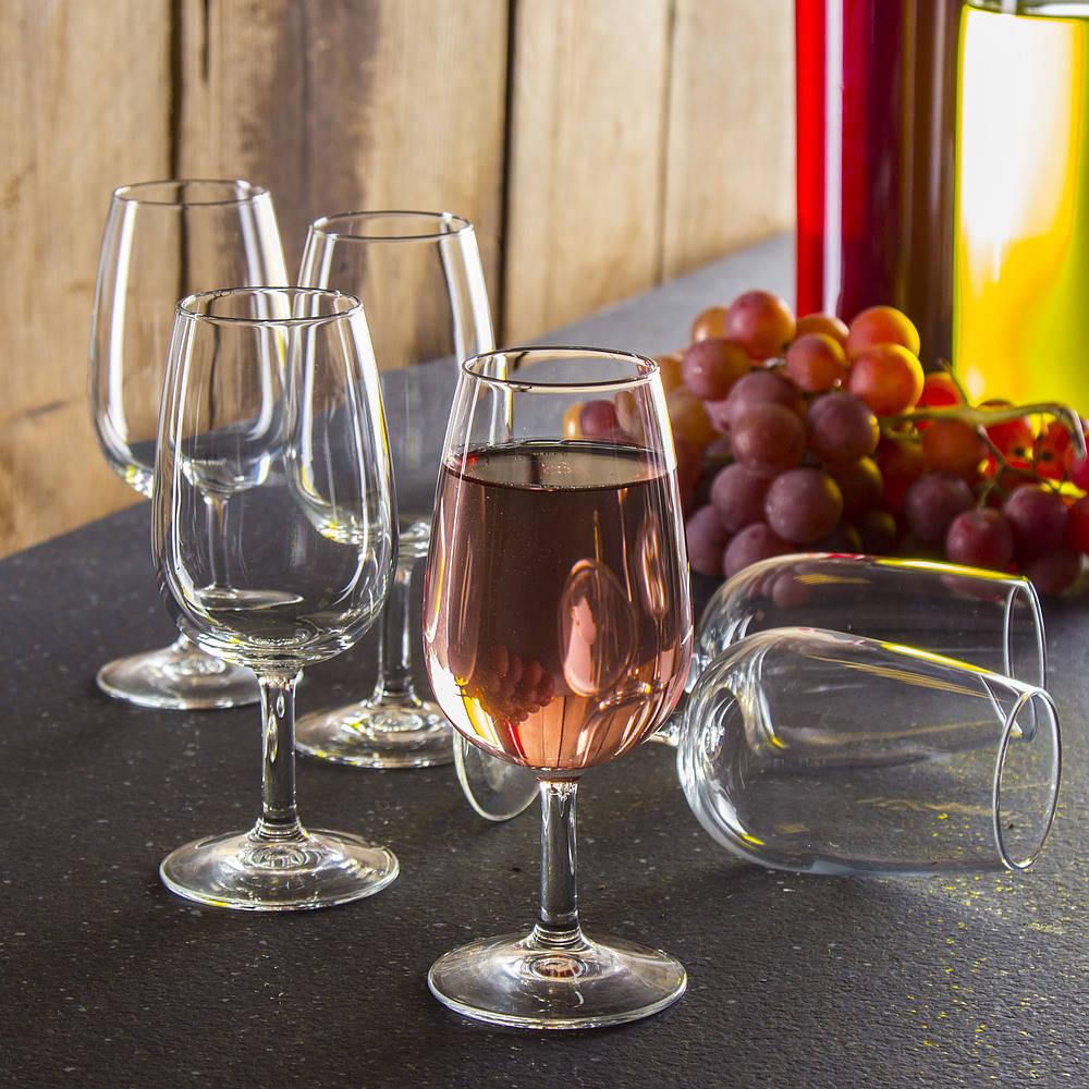 Zestaw kieliszków wina i wody Luminarc The Must