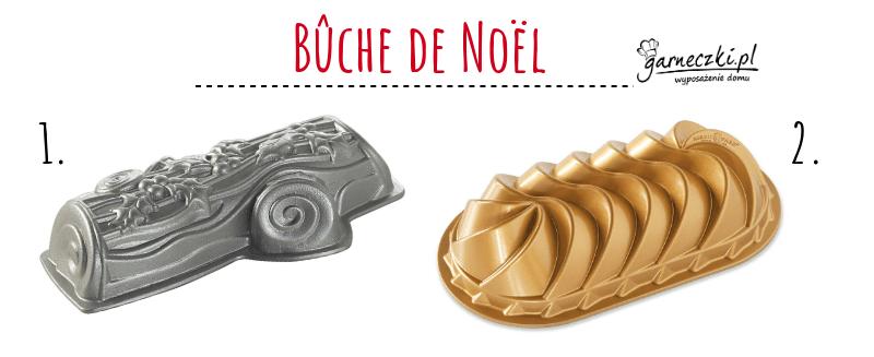Francuskie Bûche de Noël – ciekawe ciasta na święta