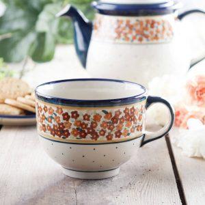 Filiżanka do zupy ceramiczna Bolesławiec