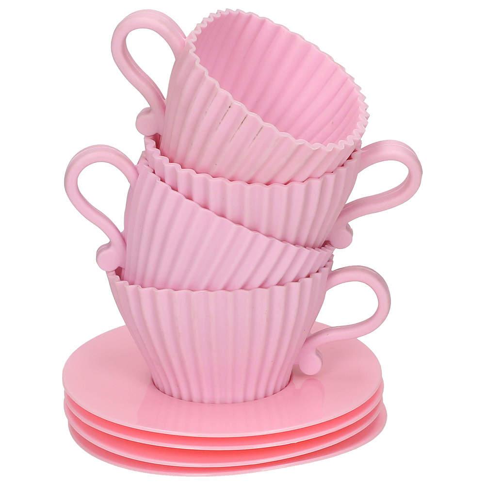 Foremki do muffinek silikonowe Cupcakes
