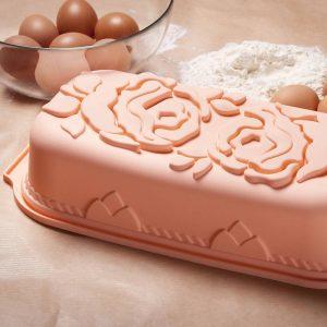 Silikonowa keksówka do ciasta Silikomart