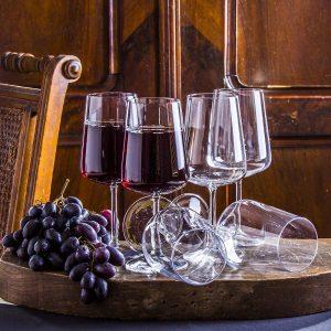 Kieliszki do czerwonego wina Bormioli Rocco Riserva