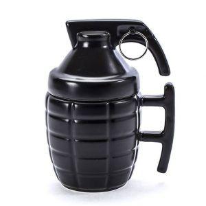 Kubek ceramiczny granat