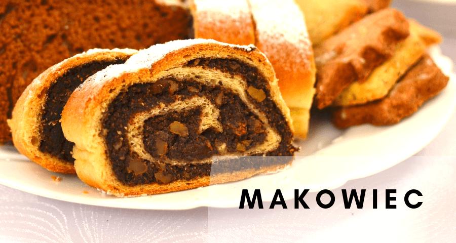 Makowce – pyszne ciasta na Boże Narodzenie