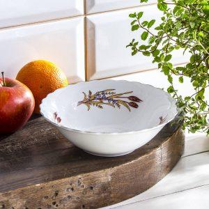 Miseczka na zupę ceramiczna Kłosy