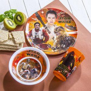 Naczynia dla dzieci Disney Star Wars