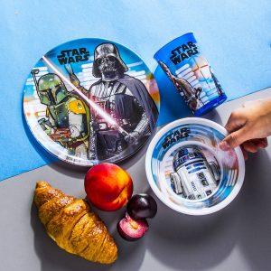 Naczynia dla dzieci Star Wars Disney