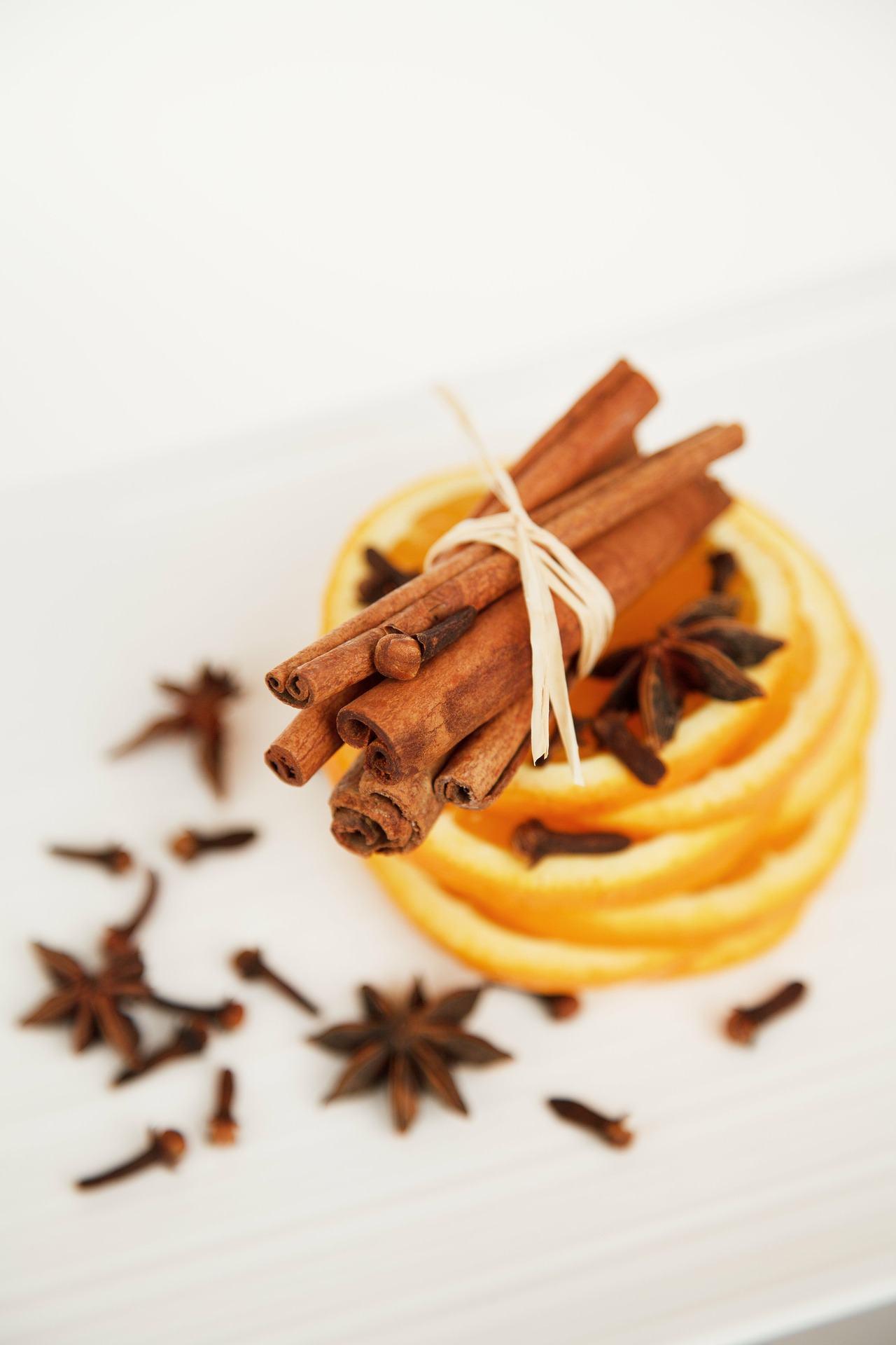 jak zrobić świąteczny zapach w domu