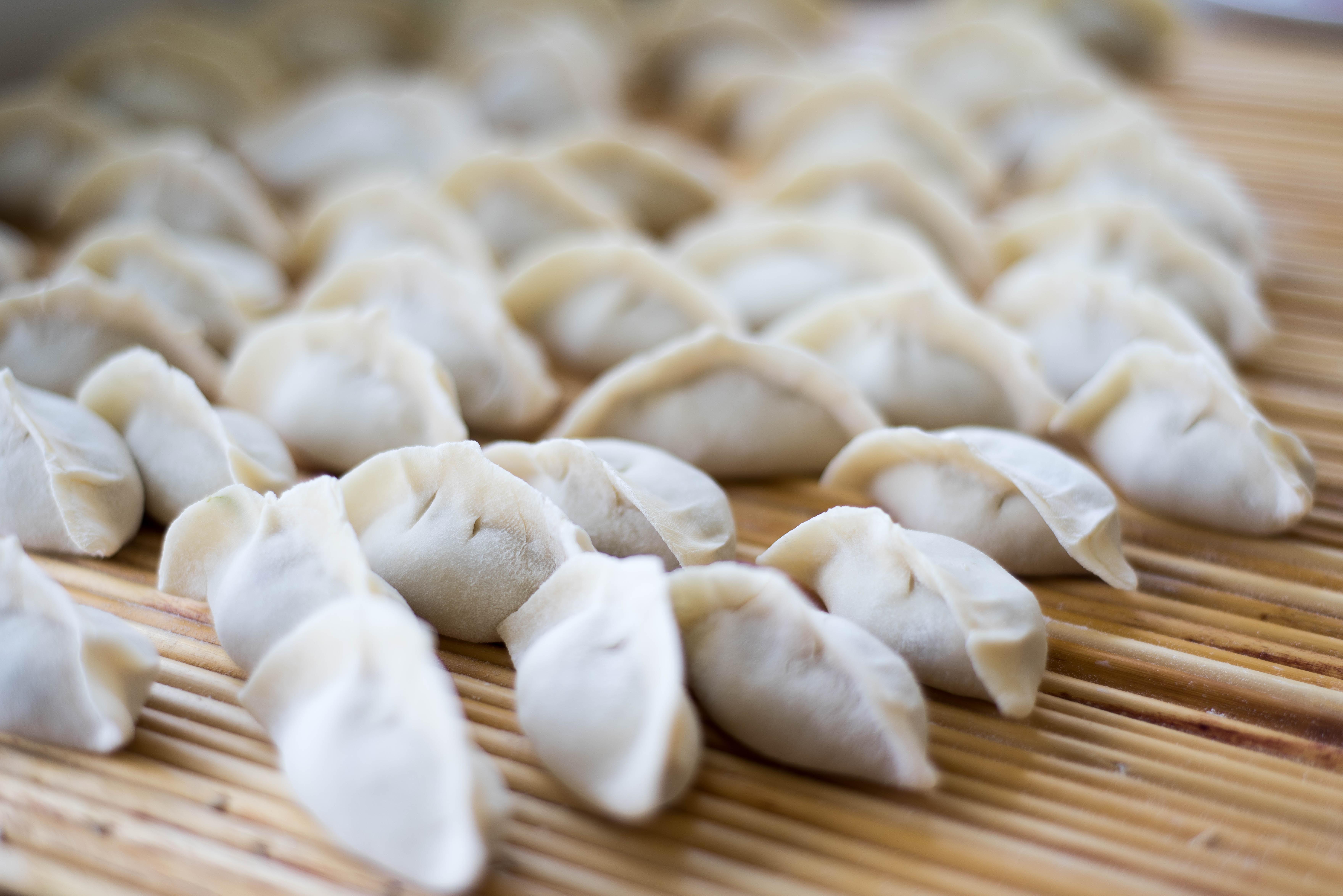 pierogi - Quiz: Tradycyjne potrawy wigilijne - co o nich wiesz?