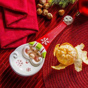 Podstawka pod łyżkę Mikołaj