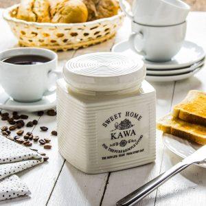 Ceramiczny pojemnik na kawę Sweet Home