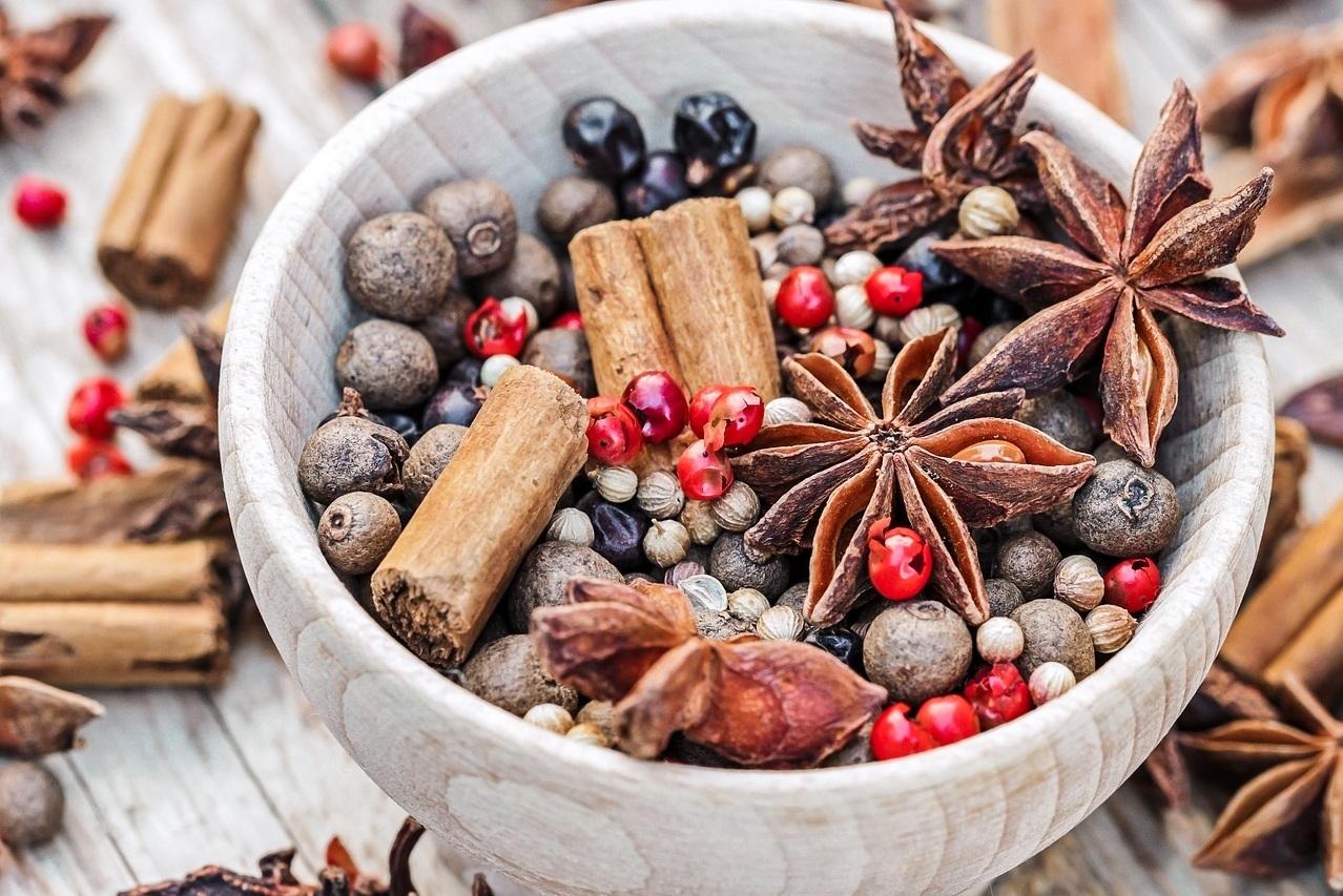Przyprawy świąteczne - zapachy na swięta
