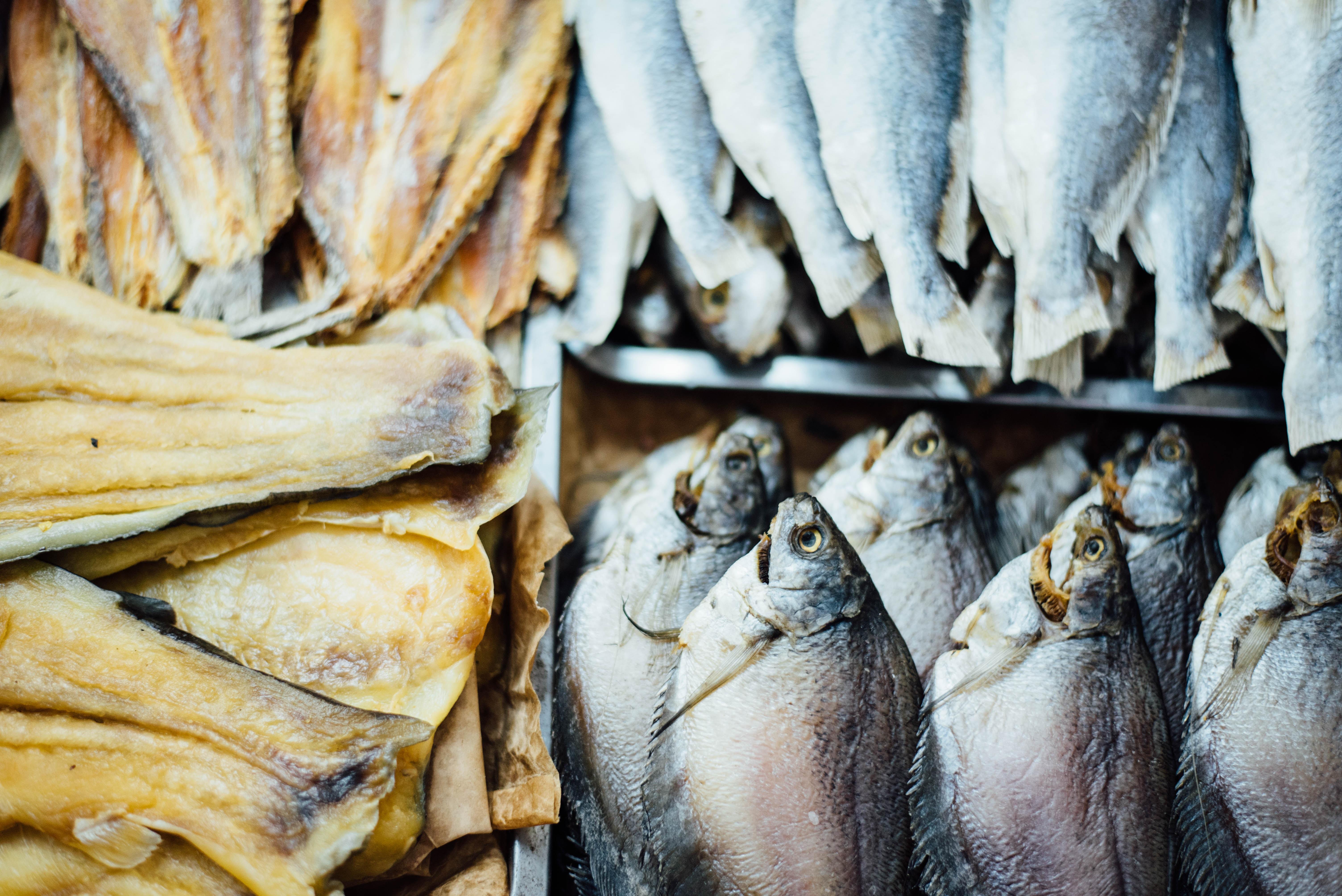 ryby - Quiz: Tradycyjne potrawy wigilijne - co o nich wiesz?