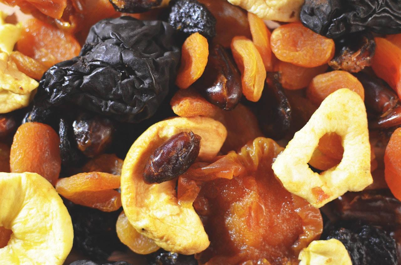 suszone owoce - Quiz: Tradycyjne potrawy wigilijne - co o nich wiesz?