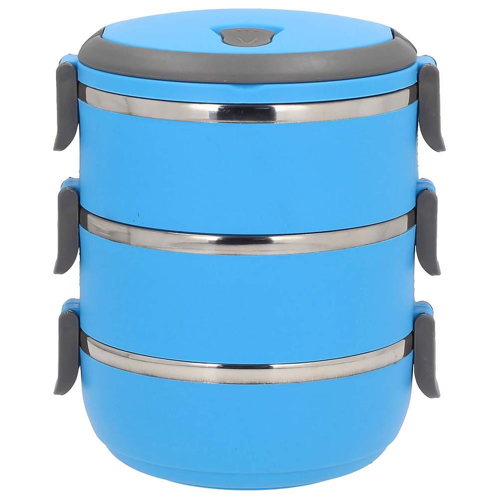 Trojak / Lunch box trzykomorowy
