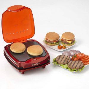 Urządzenie do hamburgerów Ariete
