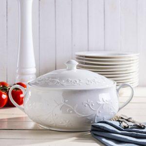 Waza do zupy porcelanowa Duo Hemingway