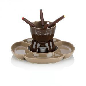Zestaw do fondue ceramiczny Kela
