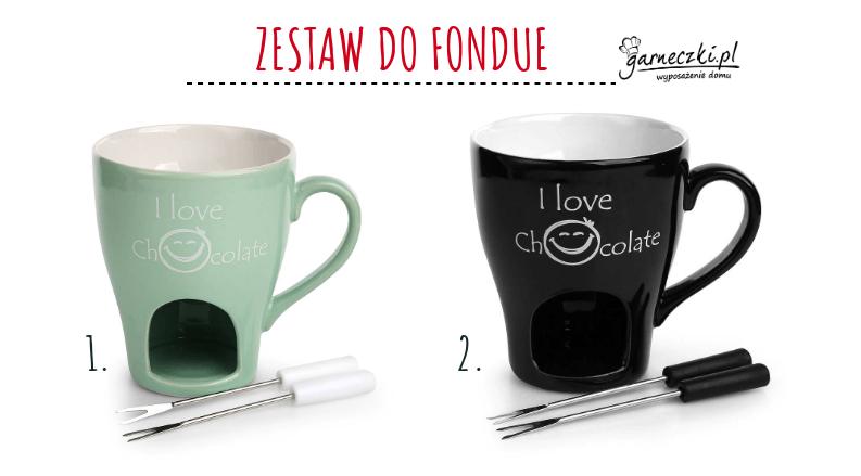 Zestaw do fondue - pomysł na prezent na mikołajki
