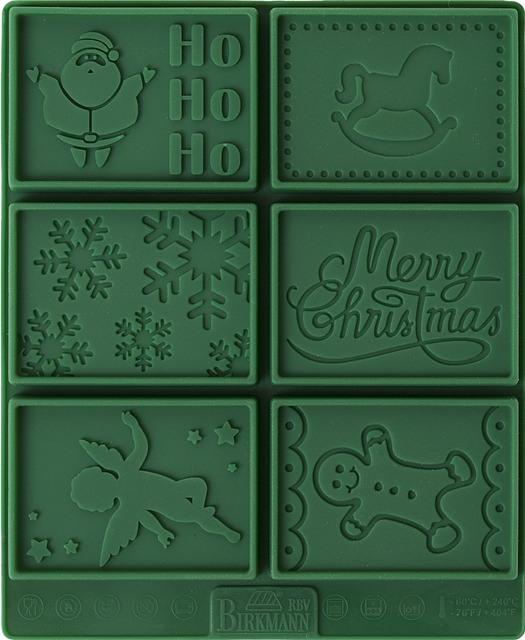 Zestaw do herbatników Birkmann Christmas