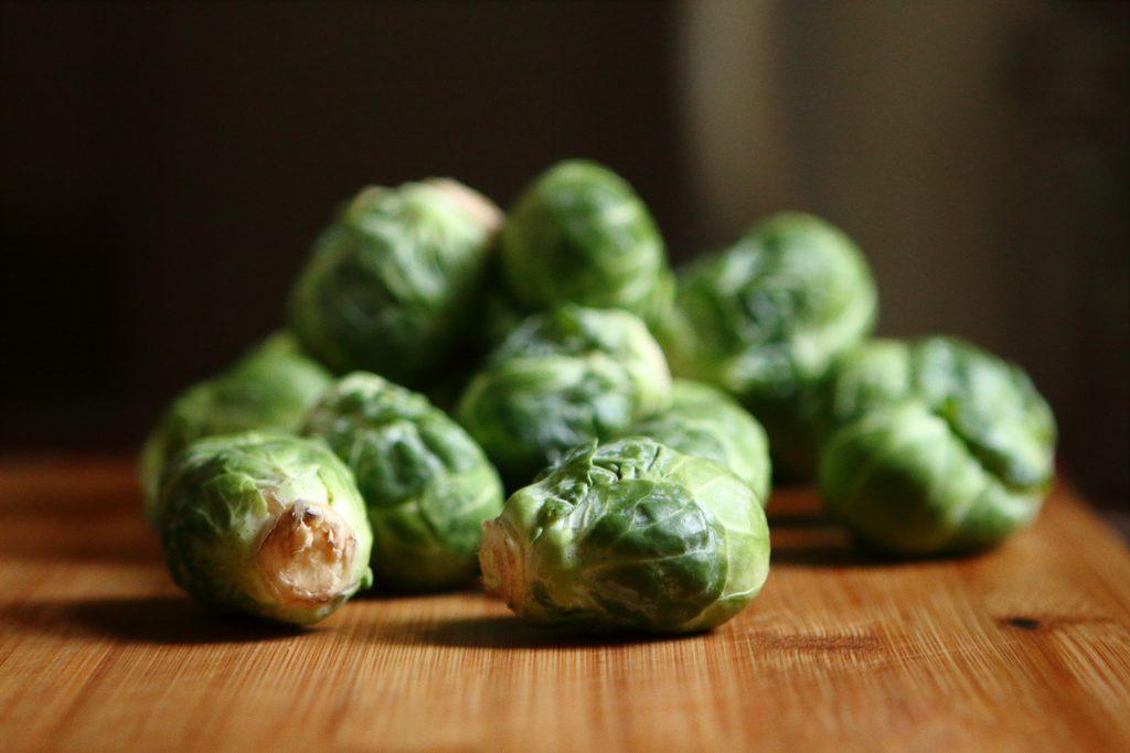 Brukselka - warzywa na zimę