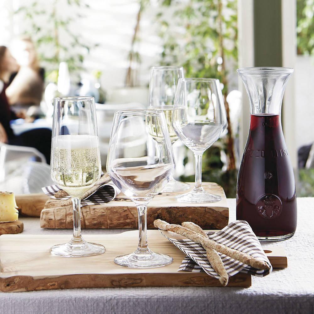 Karafka szklana do wina Bormioli Rocco