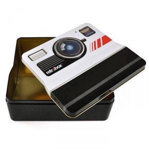 Lunch box metalowy Mustard Retrobox