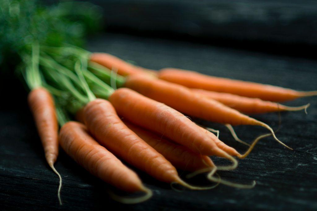 Marchewka - warzywa zdrowe na zimę