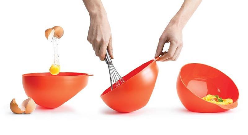 Miska do robienia jajecznicy w mikrofali Joseph Joseph