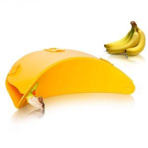 Pojemnik plastikowy na banany Tomorrows Kitchen
