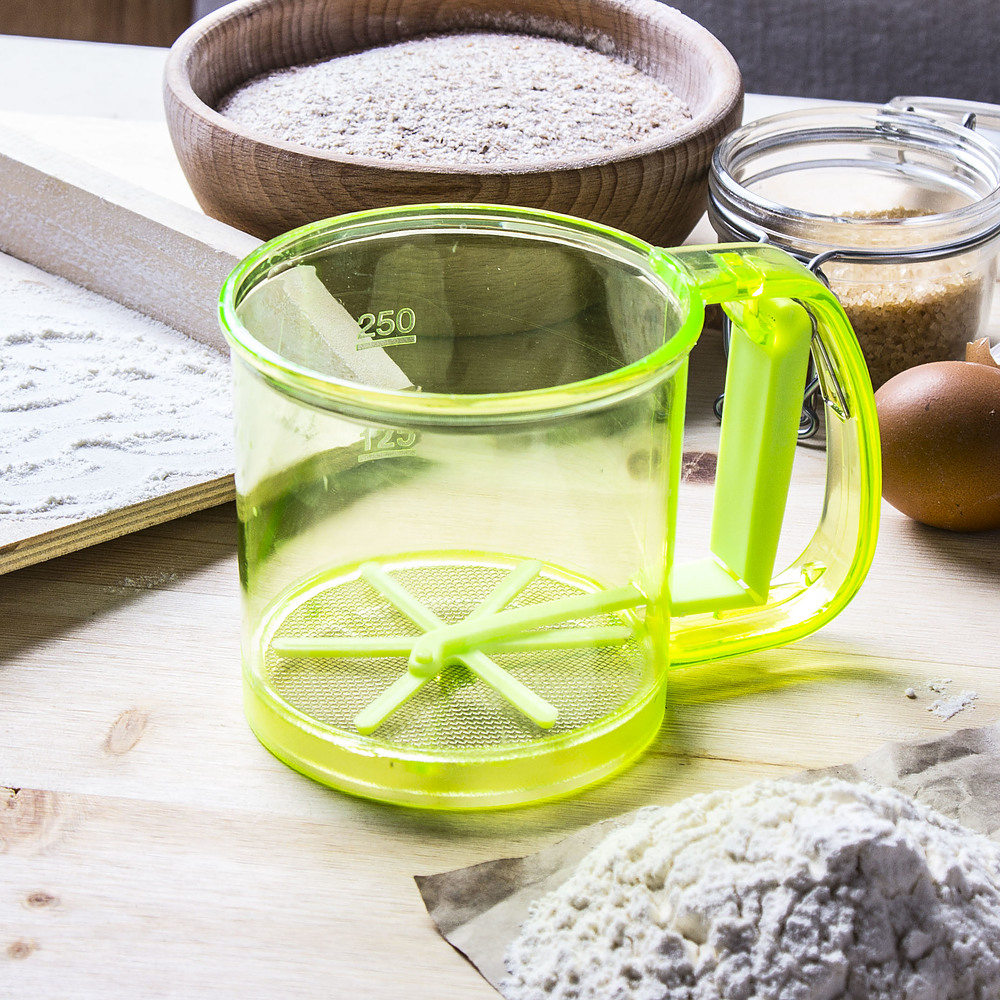 Przesiewacz do mąki i cukru pudru Fast