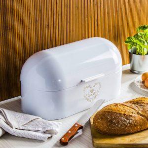 Chlebak stalowy Redondo
