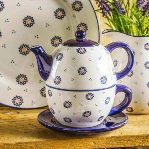 Dzbanek ceramiczny Folklor