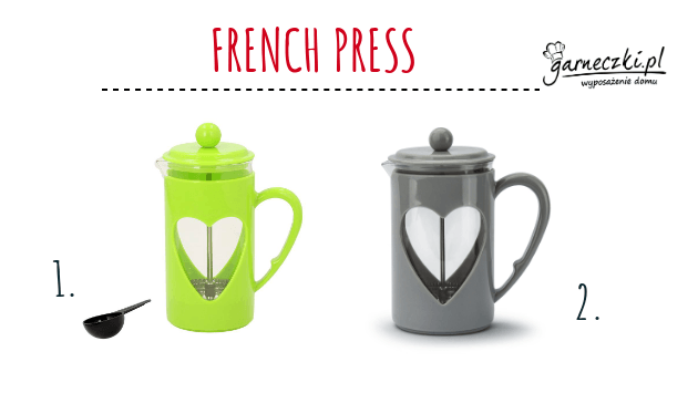 French press do kawy