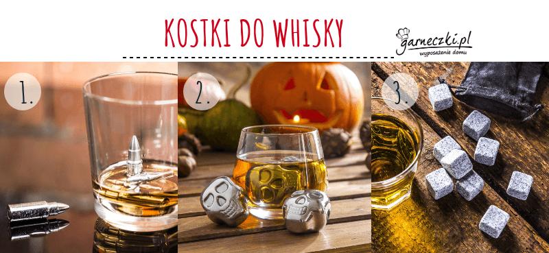 Kostki do whisky