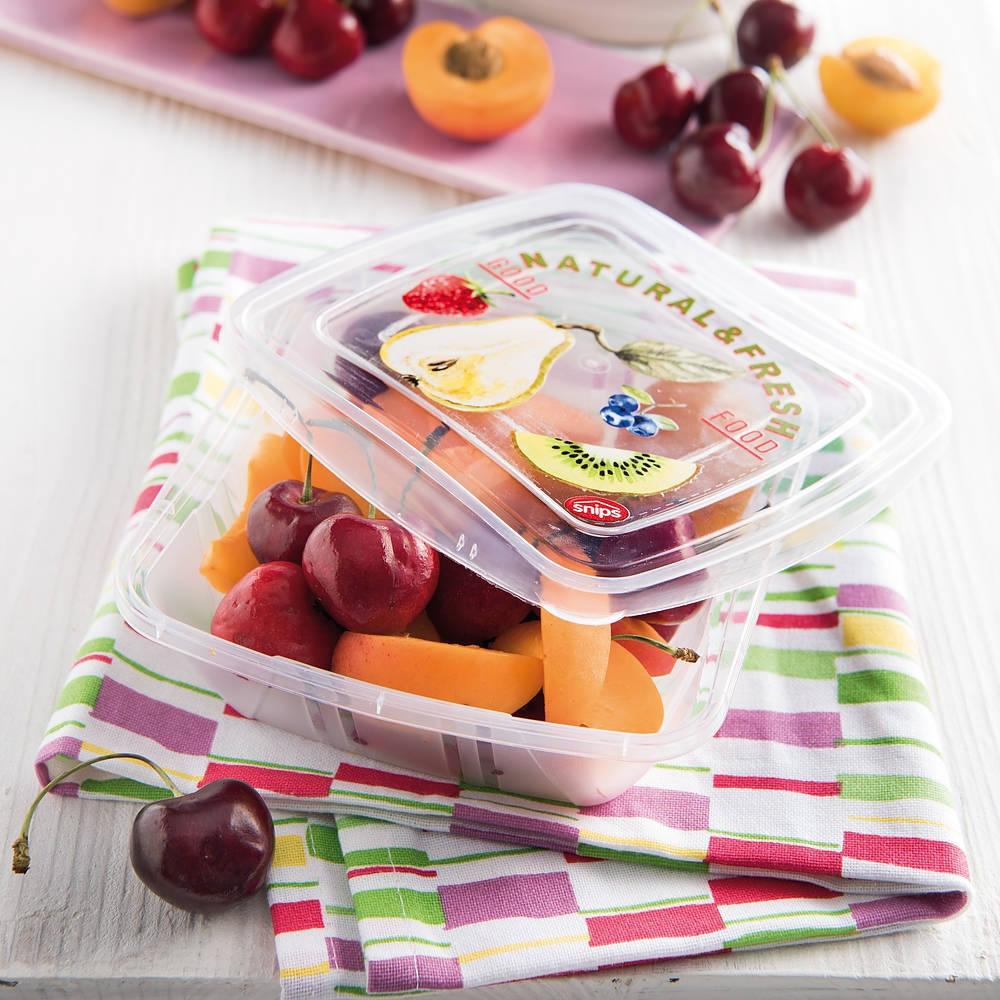 Lunch box na owoce