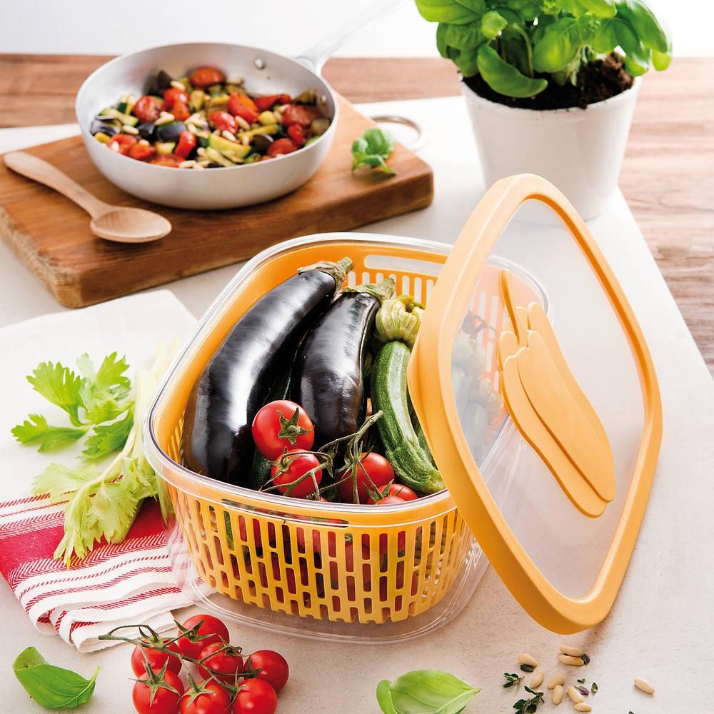 Pojemnik na warzywa i owoce
