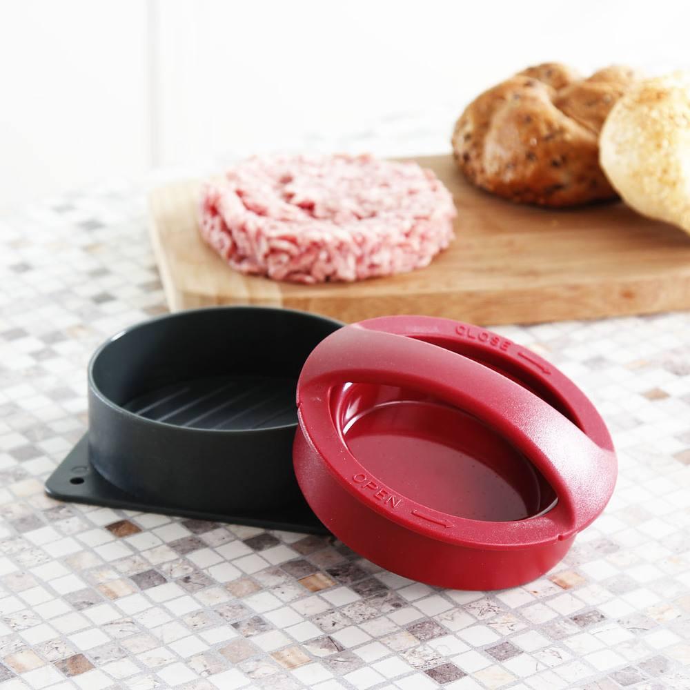 Prasa do hamburgerów plastikowa Fackelmann