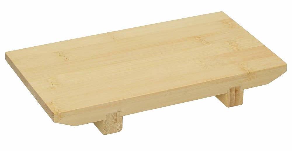 Deska bambusowa do podawania sushi Bambus