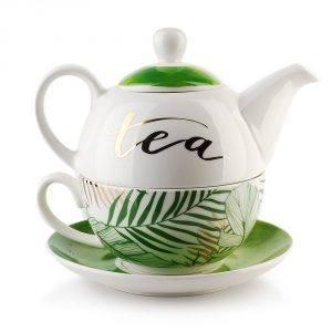 Dzbanek do herbaty z filiżanką Affek Deign Lola Tea